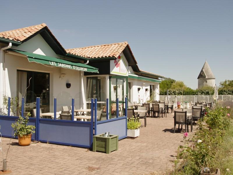 Hôtel Les Jardins d'Oléron