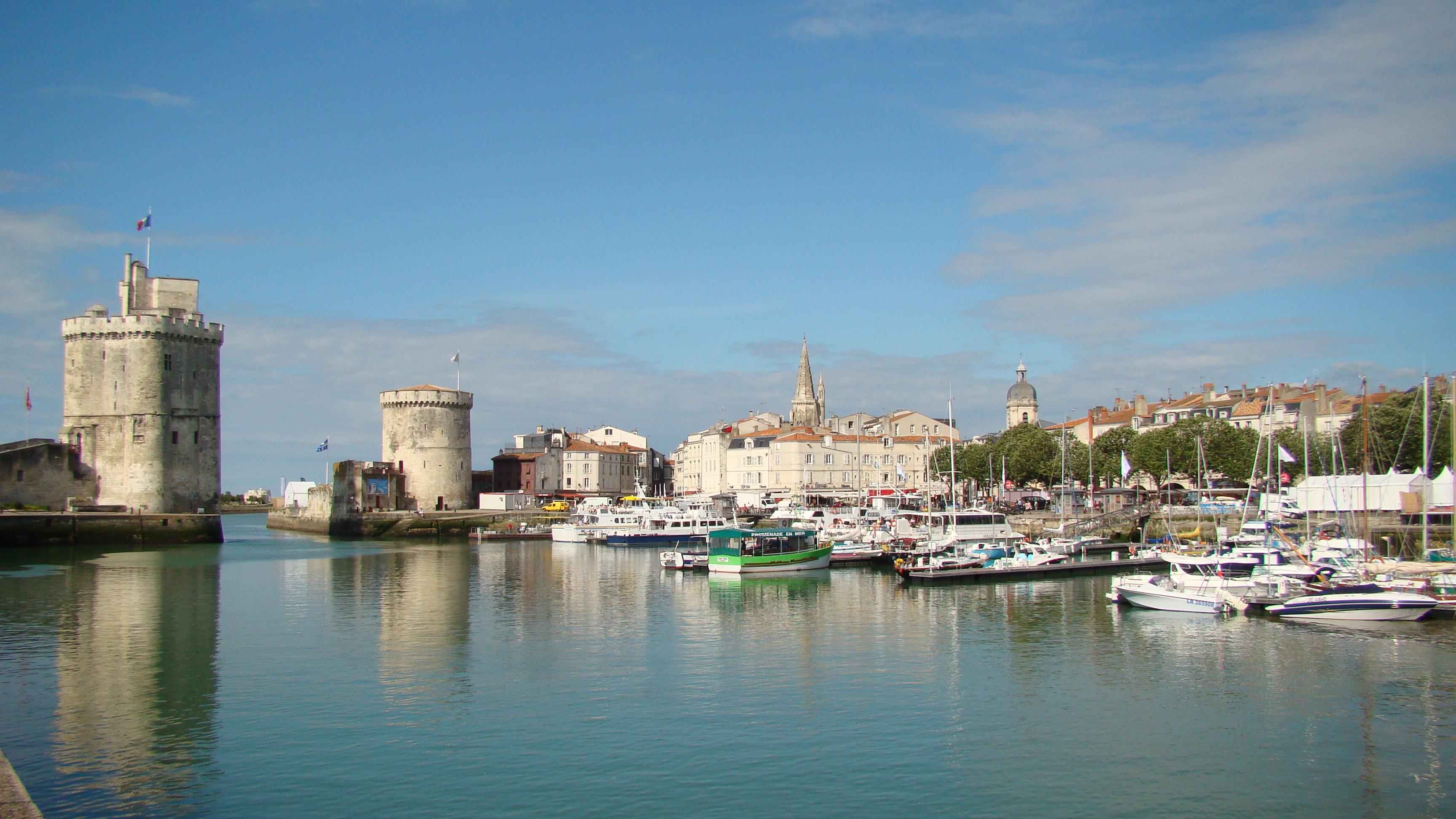 Hotel Face A La Mer La Rochelle