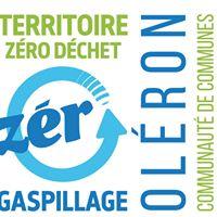 logo oleron zéro déchet